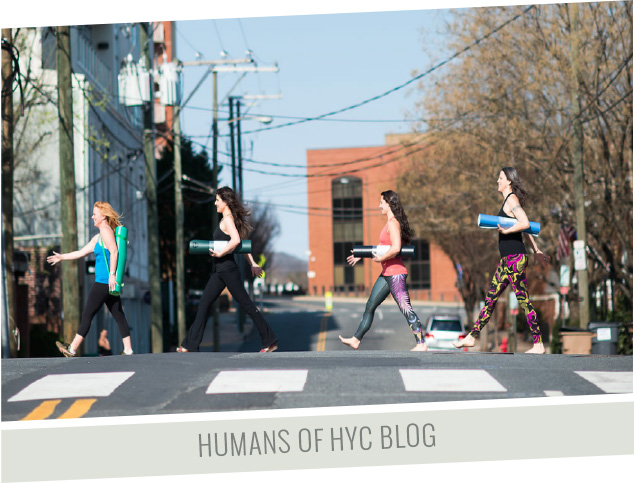 Humans of HYC Hot Yoga Blog