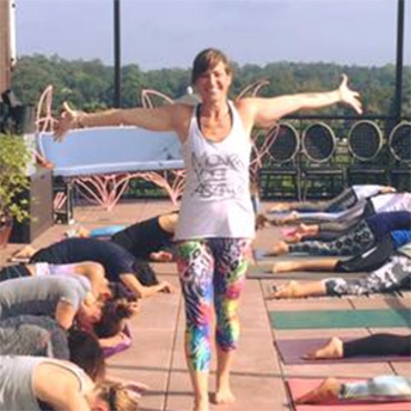 Kelly Stine - Yoga Instructor