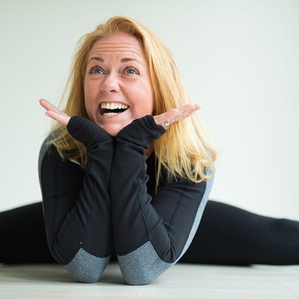 Lizzie - Yoga Instructor