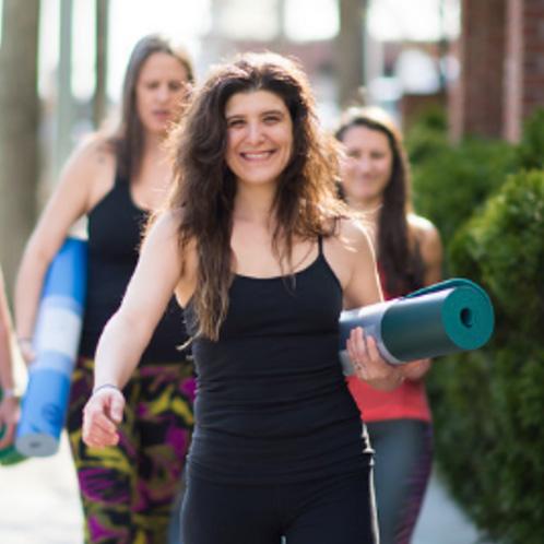Sara Zia - Yoga Instructor